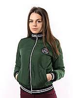 Женская куртка демисезонная пр-во Украина  KD1380