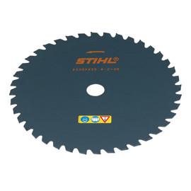 Ріжучий диск для трави 250-40, 250 мм