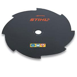 Ріжучий диск для трави, 8-пелюстковий, 255 мм