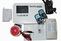 GSM сигнализация 10 В