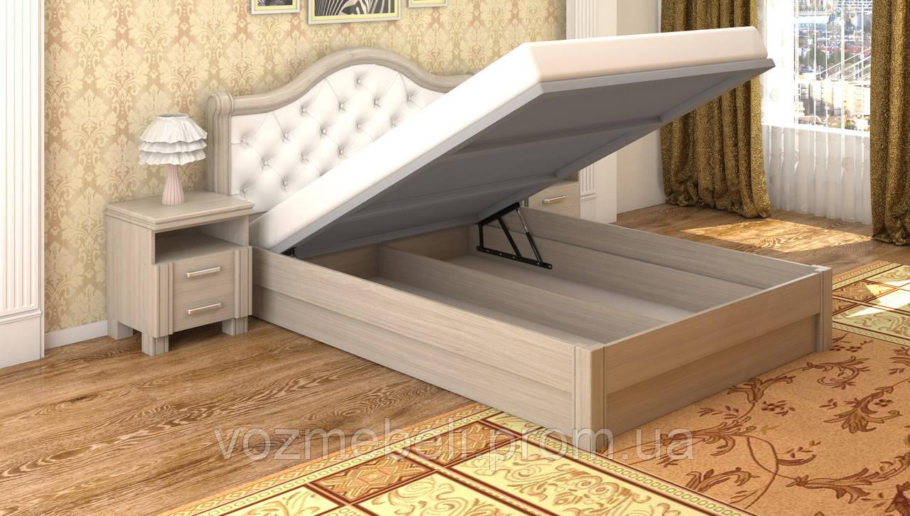 Кровать Екатерина с подъемником ЛДСП Da-Kas