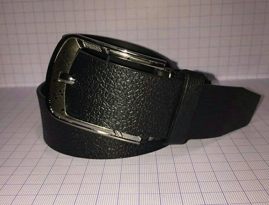 Женский ремень полоса  Ж-6 (черный)