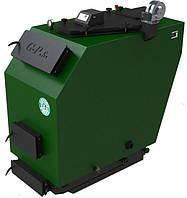 Промышленные пиролизные газогенераторные котлы на твердом топливе Gefest-Profi S 180