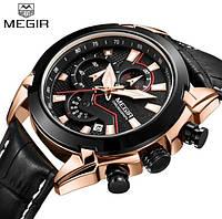 Классические мужские часы Megir 2065 Italy