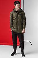 Куртка  мужская демисезонная стильная