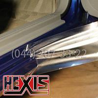 Антигравийная защитная плёнка Hexis для порогов