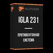 Противоугонная система IGLA 231 С установкой