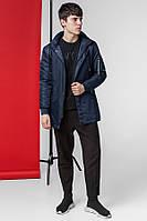 Парка мужская стильная куртка
