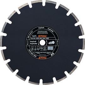 """Алмазний відрізний диск по асфальту D-A80 Ø 400мм/16"""""""