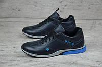 Мужские кожаные кроссовки Ecco 1013, фото 1