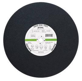 Відрізний диск зі штучної смоли, асфальт, Ø 400 мм, фото 2