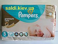 Подгузники Памперс Pampers Premium Care 5