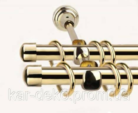 фото Оконные карнизы для штор 1 kar-deko.com