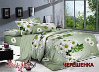 Двуспальный набор постельного белья 180*220 из Сатина №233 KRISPOL™