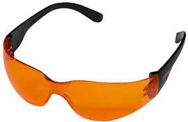 Захисні окуляри LIGHT, оранжеві, фото 2