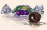 Конфеты «Чернослив» с грецким орехом Альпи» на основе сухофруктов