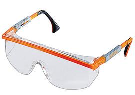 Захисні окуляри ASTROPEC, з прозорим склом