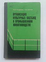 Организация культурных пастбищ в промышленном животноводстве А.Андреев