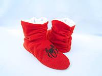 Тапочки  ботинки Спайдермен