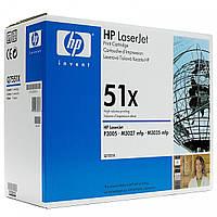 Картридж HP 51X LJ P3005/M3027/M3035 Black (13000 стр)