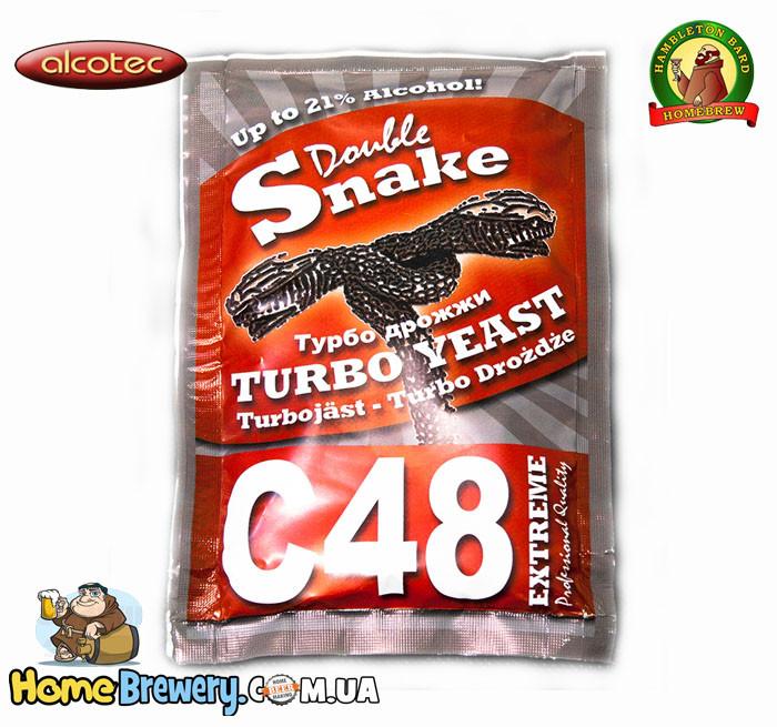 alcotec 48 turbo yeast instructions