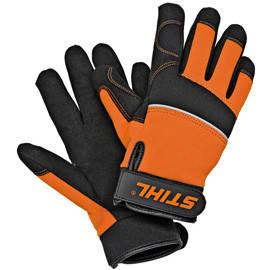 Робочі рукавиці CARVER із синтетичної шкіри
