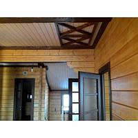 Декоративная потолочная балка из дерева