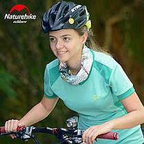 Бафф, многофункциональный аксессуар NatureHike Magic headscarf wash painting NH17T020-J, фото 2