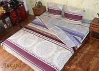 Полуторное постельное белье Бязь Голд - Анкара