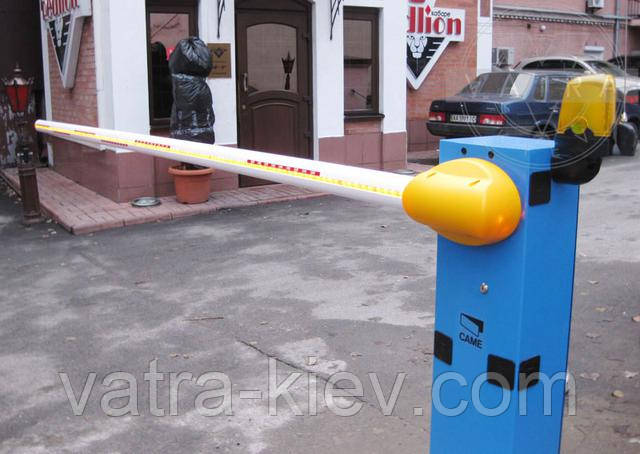 Шлагбаум CAME G3250 со стрелой до 4 метров
