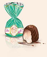 Конфеты «Леонарда Альпи» отливные с помадными начинками со вкусом ванили