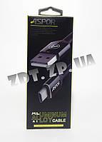 USB кабель Aspor A121 micro (1,2m)
