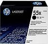Картридж HP 55X LJ P3015/M521/M525 Black (12500 стр)