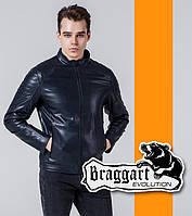 Braggart 1739   Ветровка мужская т-синий