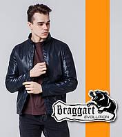Braggart 1760 | Ветровка мужская весна-осень т-синий