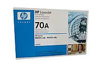 Картридж HP 70A LJ M5025/M5035 Black (15000 стр)