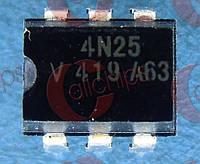 Оптопара транзисторная Vishay 4N25 DIP6