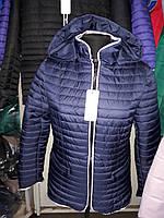 Стильная женская куртка в расцветках