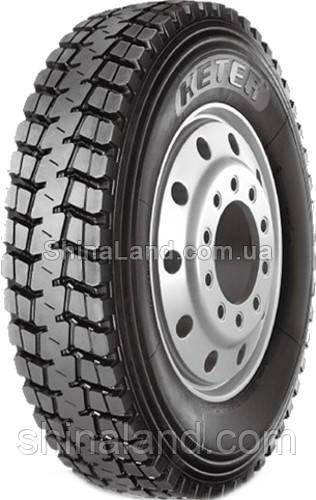 Грузовые шины Keter KTMD8 (ведущая) 10XFULL R20 149/146K Китай 2017