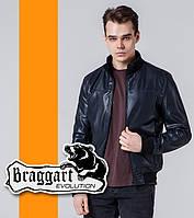 Braggart 1798 | Ветровка мужская весна-осень т-синий
