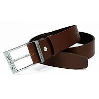 Мужской кожаный ремень Always Wild ROGERS-1 (коричневый) 44 р-р. (длина 132 см)