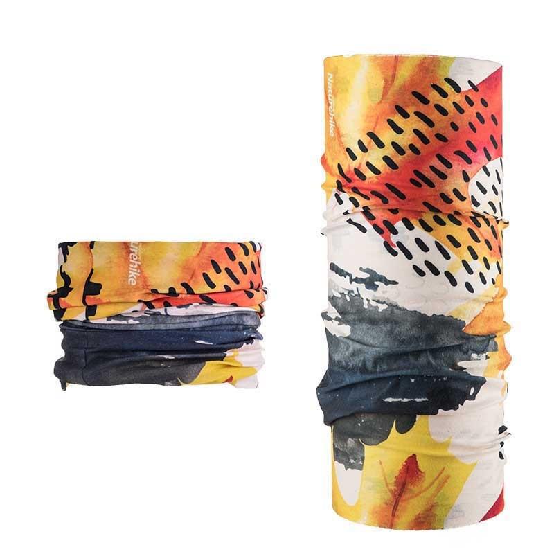 Бафф, многофункциональный аксессуар NatureHike Magic headscarf wash painting NH17T020-J