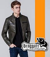 Braggart  1706   Мужская ветровка фирменная хаки