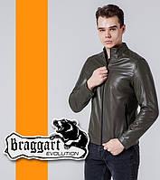 Braggart 1764 | Ветровка мужская весенняя хаки