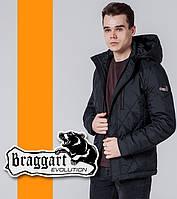 Braggart 1462   Ветровка мужская черный