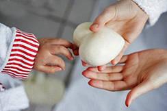 Мыло детское твердое и жидкое