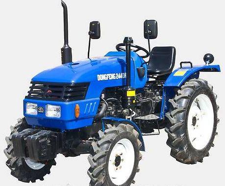 Трактор DONGFENG, DF404DHL, (40л.с., 4х4, 4 цил., ГУР, 1-е сц.)