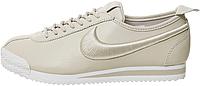 Женские кроссовки Nike Cortez Найк Кортес бежевые