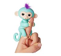 Интерактивная обезьянка fingerlings happy monkey, Ручная обезьянка, Обезьянка fingerlings, Игрушка на палец