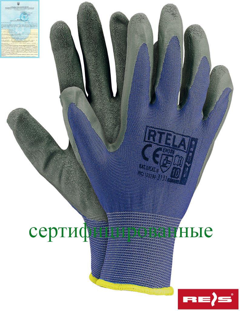 Робочі рукавички RTELA NS